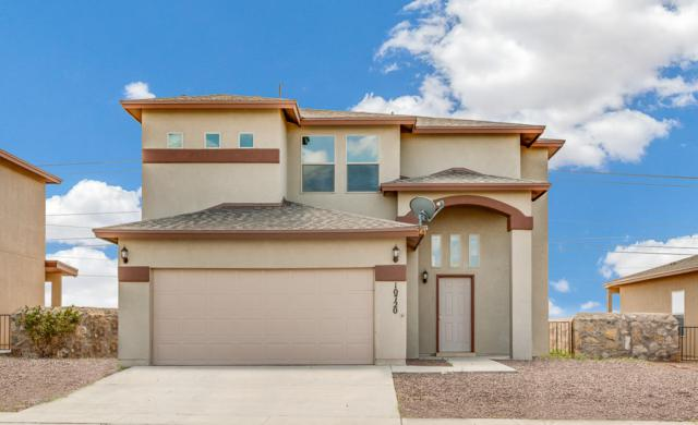 10720 Blue Sage Circle, El Paso, TX 79924 (MLS #813298) :: The Matt Rice Group