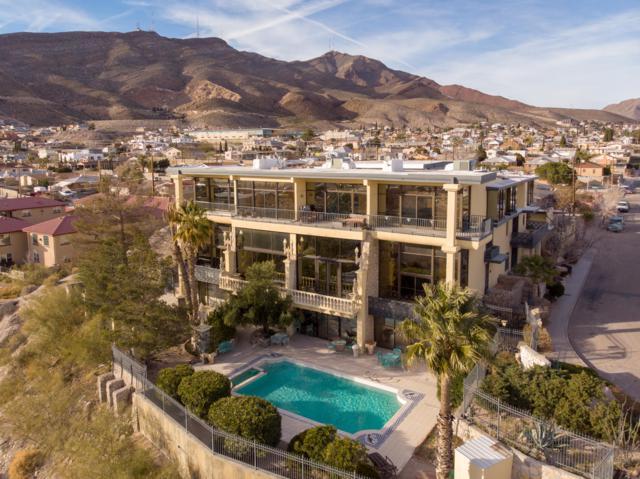 2500 Scenic Crest Circle A7, El Paso, TX 79930 (MLS #813330) :: The Matt Rice Group