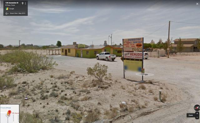 130 Ascencion Street, El Paso, TX 79928 (MLS #813364) :: Preferred Closing Specialists