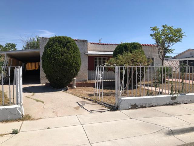 7725 Hermosillo Drive, El Paso, TX 79915 (MLS #813374) :: The Purple House Real Estate Group