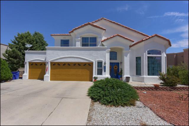1035 Los Moros Drive, El Paso, TX 79932 (MLS #813379) :: Preferred Closing Specialists
