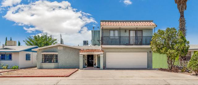 7536 Parral Drive, El Paso, TX 79915 (MLS #813382) :: The Purple House Real Estate Group