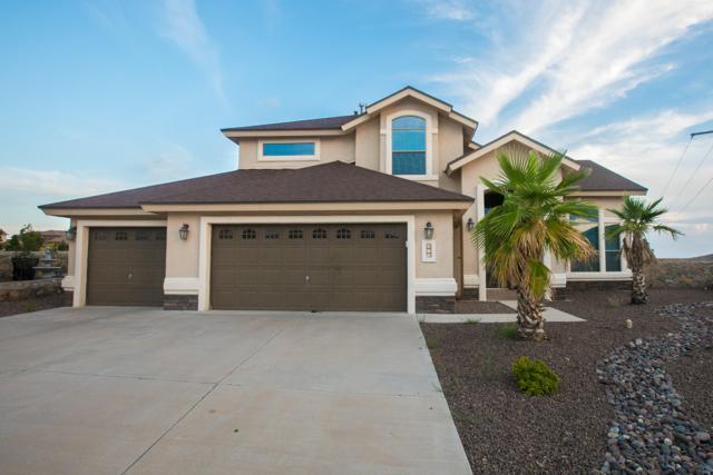 376 Emerald Park Drive, Horizon City, TX 79928 (MLS #813434) :: The Matt Rice Group