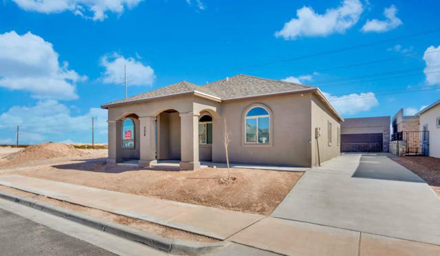 308 Brud Holland Drive, Horizon City, TX 79928 (MLS #813457) :: Preferred Closing Specialists