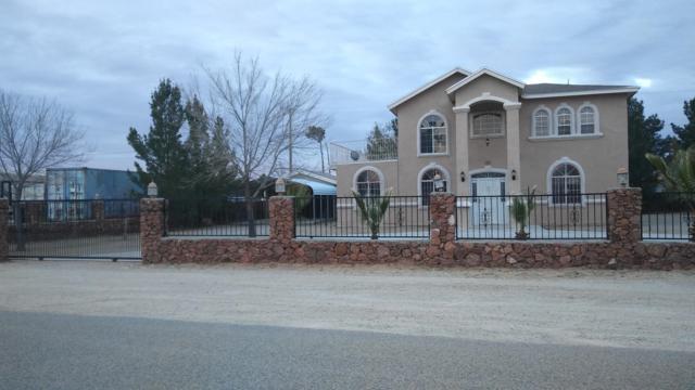 14932 Blacktail Deer Lane, El Paso, TX 79938 (MLS #813517) :: The Matt Rice Group