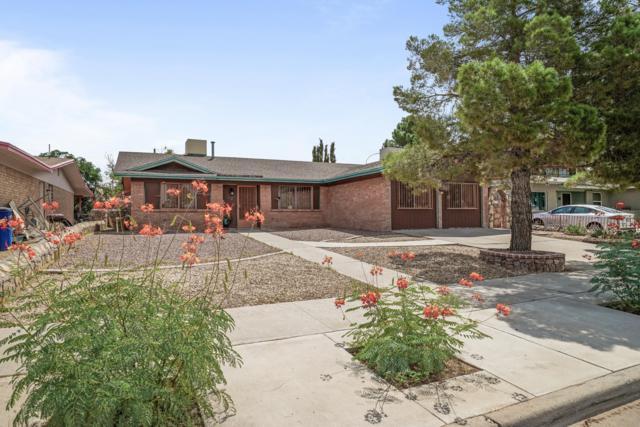 3320 Slocum Street, El Paso, TX 79936 (MLS #813588) :: Preferred Closing Specialists