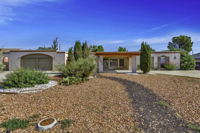 9513 Desert Hills Lane, El Paso, TX 79925 (MLS #813591) :: The Matt Rice Group