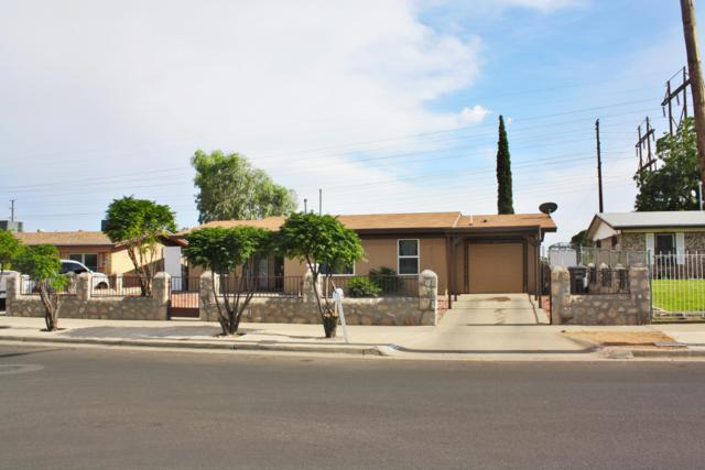 5012 Sagittarius Avenue, El Paso, TX 79924 (MLS #813627) :: The Matt Rice Group