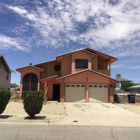 7944 Sunnyfields Avenue, El Paso, TX 79915 (MLS #813651) :: The Matt Rice Group