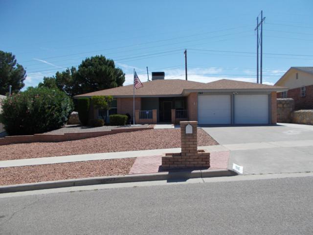 1362 Vista Granada Drive, El Paso, TX 79936 (MLS #813685) :: Preferred Closing Specialists