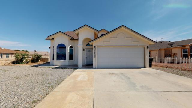 14320 Desert Sunset Drive, Horizon City, TX 79928 (MLS #813686) :: The Purple House Real Estate Group
