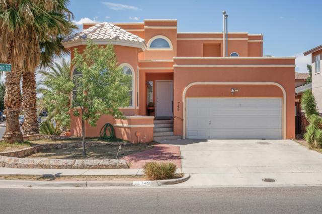 749 Linda Johnson Avenue, El Paso, TX 79932 (MLS #813687) :: Preferred Closing Specialists