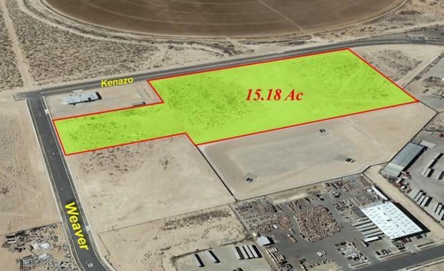 1 Weaver Rd, El Paso, TX 79928 (MLS #813694) :: Preferred Closing Specialists