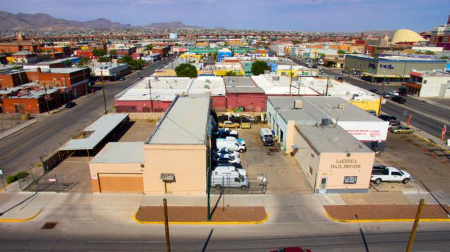 409-419 S Kansas Street, El Paso, TX 79901 (MLS #813710) :: Mario Ayala Real Estate Group