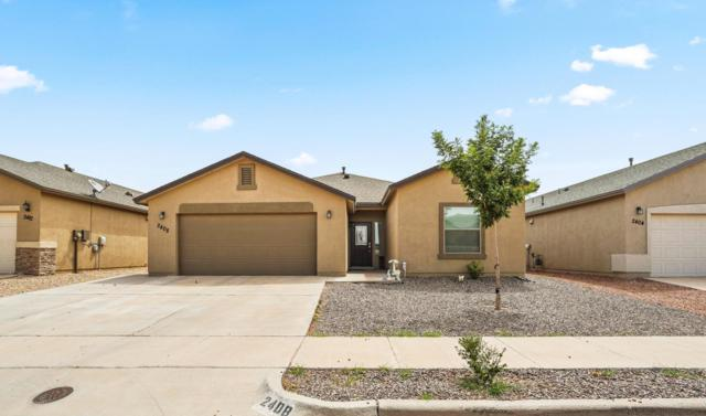 2408 Eastern Sky Street, El Paso, TX 79938 (MLS #813711) :: The Matt Rice Group