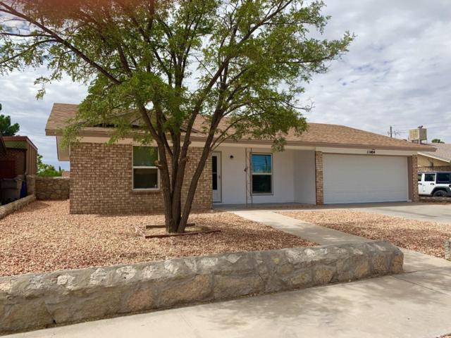 11404 Bunky Henry Lane, El Paso, TX 79936 (MLS #813739) :: The Matt Rice Group