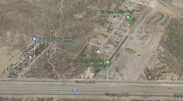 16351 Gateway Boulevard W, El Paso, TX 79927 (MLS #813749) :: The Matt Rice Group