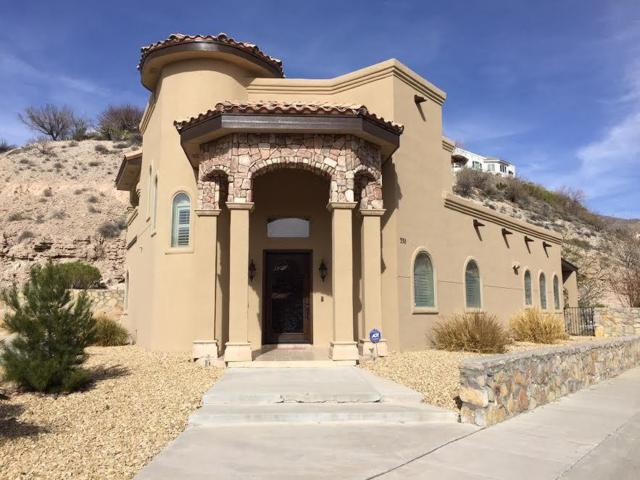 330 Tierra Del Mar, El Paso, TX 79912 (MLS #813755) :: The Matt Rice Group