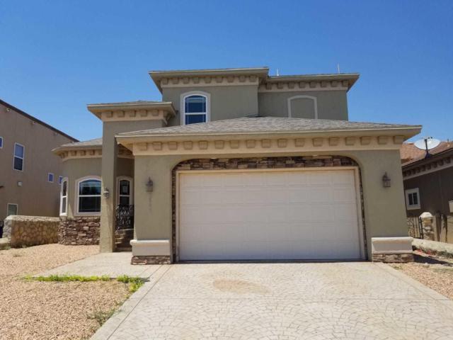 5569 Mike Vane Drive, El Paso, TX 79934 (MLS #813760) :: The Purple House Real Estate Group