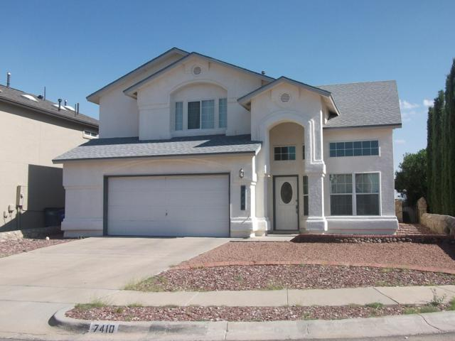 7410 Camino Del Sol Drive, El Paso, TX 79911 (MLS #813801) :: The Matt Rice Group