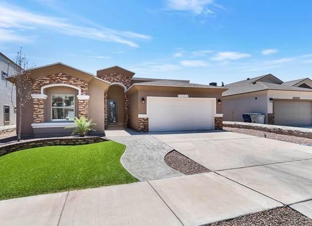 221 Isla Vista Lane, El Paso, TX 79928 (MLS #813852) :: The Matt Rice Group