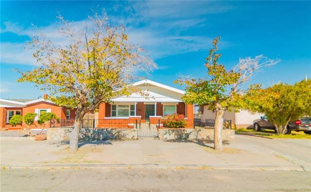 4011 Cambridge Avenue, El Paso, TX 79903 (MLS #814310) :: Preferred Closing Specialists