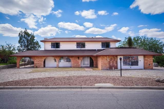 1500 Rocky Bluff Drive, El Paso, TX 79902 (MLS #815400) :: Preferred Closing Specialists