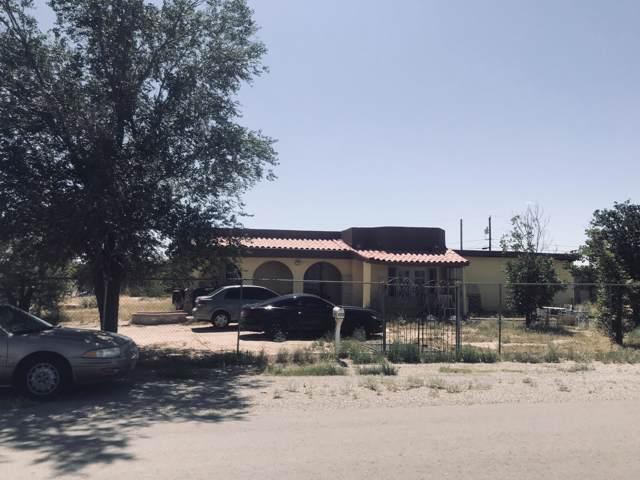 173 Campos Street, Canutillo, TX 79835 (MLS #815422) :: Preferred Closing Specialists