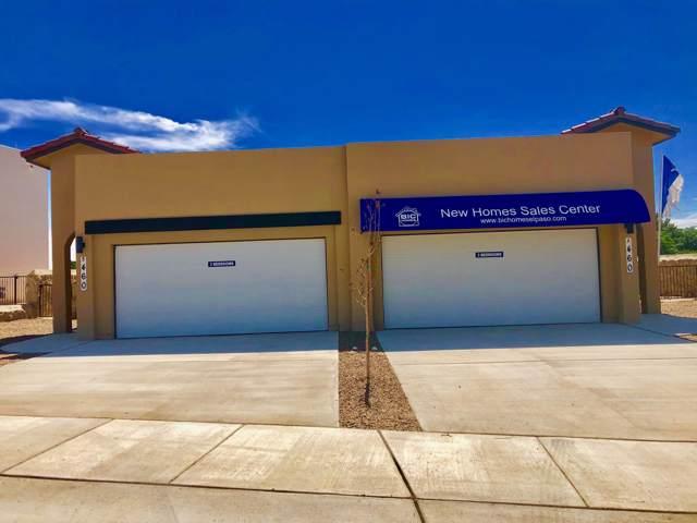 460 Spc Isaac Trujillo Drive A & B, Socorro, TX 79927 (MLS #815428) :: The Purple House Real Estate Group