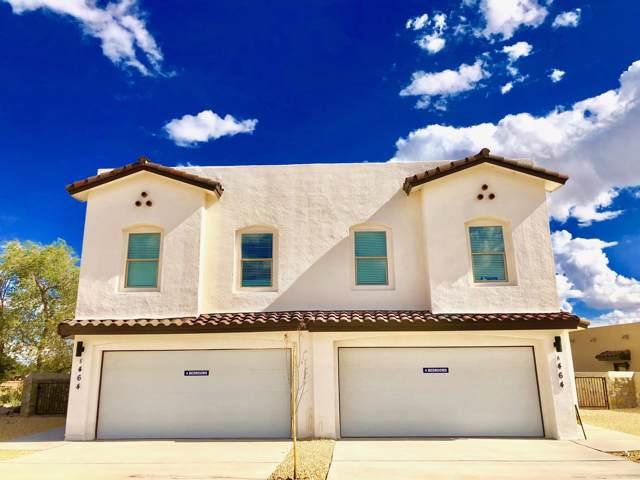 801 Hc Gilbert Minjares Drive A & B, Socorro, TX 79927 (MLS #815445) :: The Purple House Real Estate Group