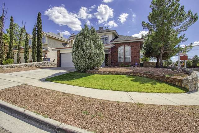 7290 Luz De Casita Court, El Paso, TX 79912 (MLS #815448) :: Preferred Closing Specialists