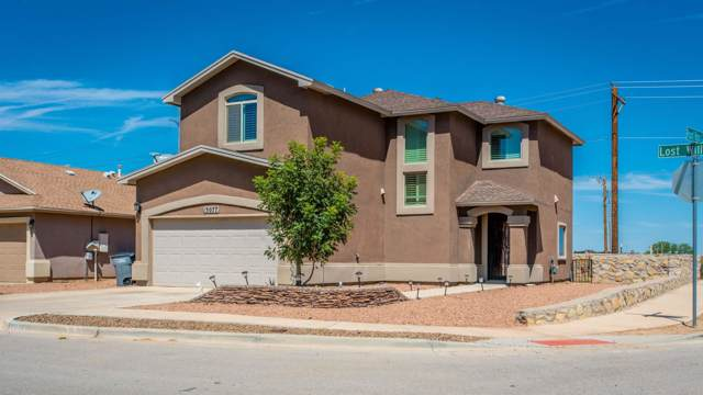 13077 Lost Willow, El Paso, TX 79938 (MLS #815450) :: The Purple House Real Estate Group