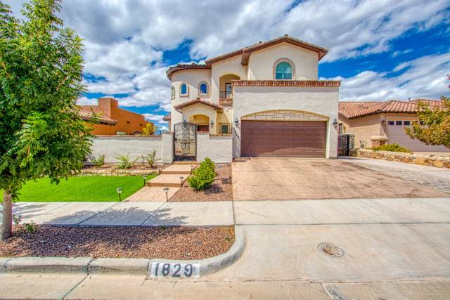 1829 Old Paint Drive, El Paso, TX 79911 (MLS #815459) :: Preferred Closing Specialists