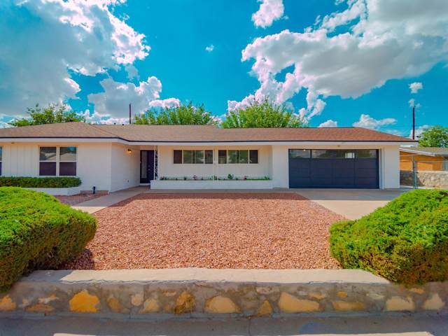 3311 Cork Drive, El Paso, TX 79925 (MLS #815461) :: Preferred Closing Specialists