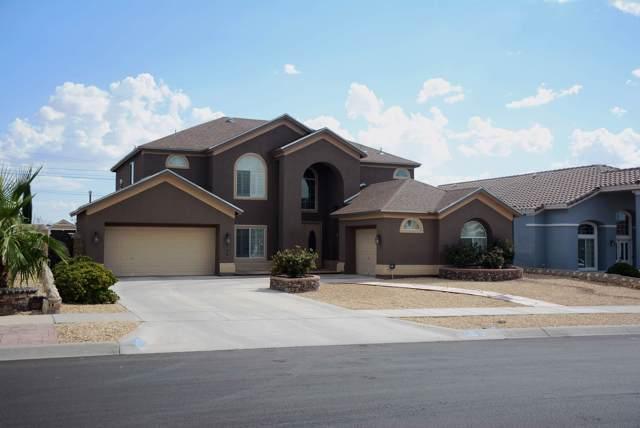 720 Phil Hansen Drive, Canutillo, TX 79835 (MLS #815469) :: Preferred Closing Specialists