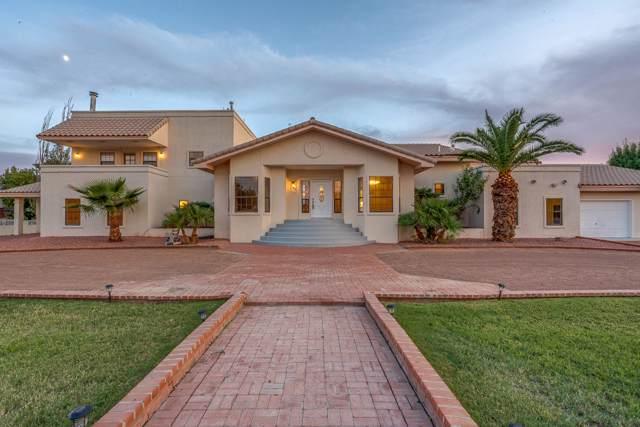990 Vereda Del Valle Avenue, El Paso, TX 79932 (MLS #815479) :: Preferred Closing Specialists