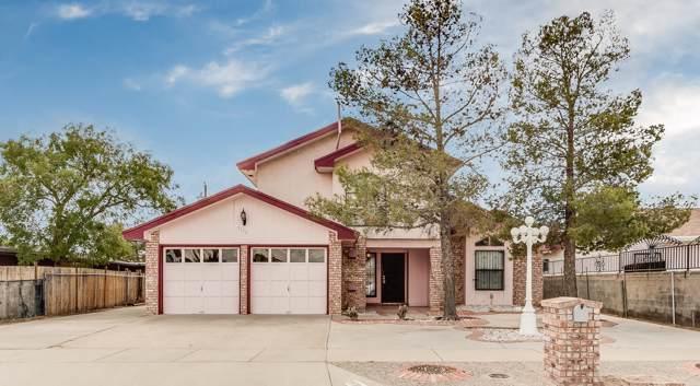 7170 Laverne Avenue, El Paso, TX 79915 (MLS #815512) :: Preferred Closing Specialists