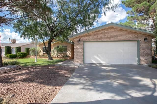 15323 Woodhill Court, Horizon City, TX 79928 (MLS #815528) :: The Matt Rice Group
