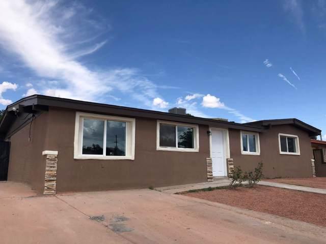 10725 Pescador Drive, El Paso, TX 79935 (MLS #815530) :: Preferred Closing Specialists