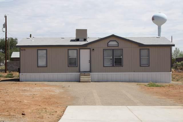 3656 Yanagisako Avenue, El Paso, TX 79938 (MLS #815561) :: The Matt Rice Group