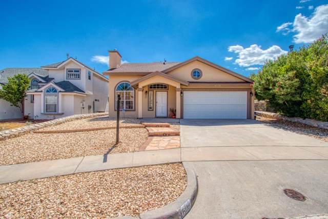 4608 Robert Acosta Drive, El Paso, TX 79934 (MLS #815565) :: Preferred Closing Specialists