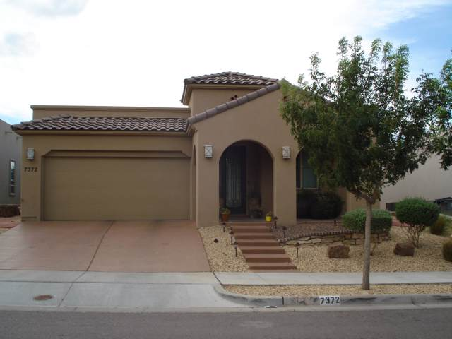 7372 Skyrocket Drive, El Paso, TX 79911 (MLS #815566) :: Preferred Closing Specialists