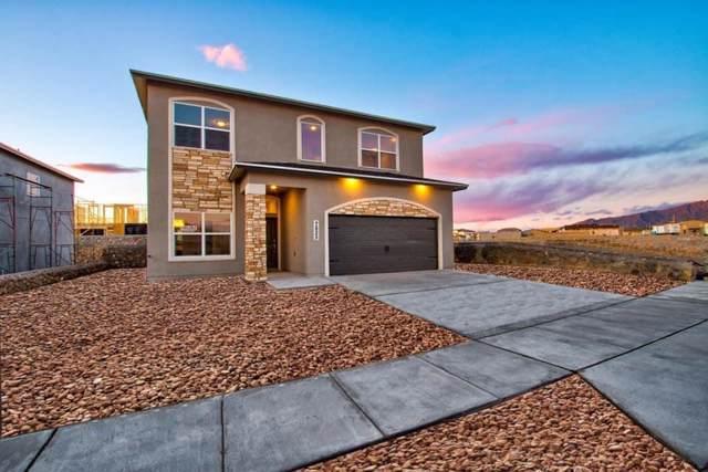 2608 Sammy Cervantez, El Paso, TX 79938 (MLS #815590) :: The Purple House Real Estate Group