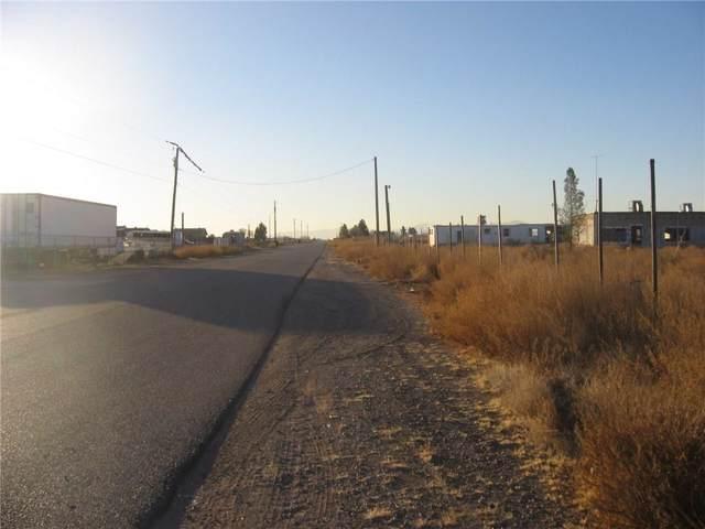 4331 Oleary Drive, El Paso, TX 79938 (MLS #815600) :: The Matt Rice Group