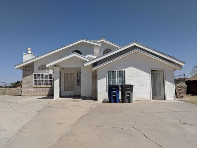 829 Les Halles Place Place, El Paso, TX 79907 (MLS #815610) :: Preferred Closing Specialists