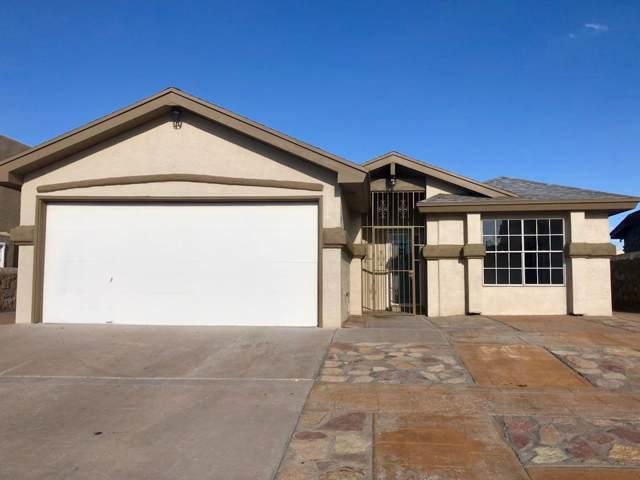 2344 Nancy Mcdonald Drive, El Paso, TX 79936 (MLS #815616) :: The Purple House Real Estate Group