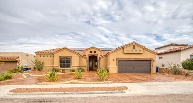 7319 Brays Landing Drive, El Paso, TX 79911 (MLS #815623) :: The Matt Rice Group