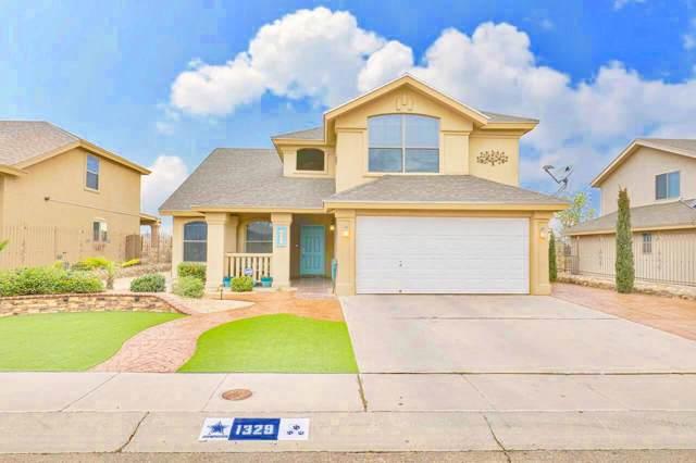 1329 Fito Hernandez Street, El Paso, TX 79928 (MLS #815628) :: Preferred Closing Specialists