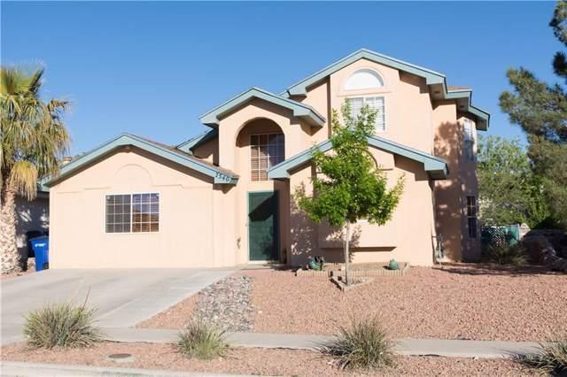 7540 Medano Drive, El Paso, TX 79912 (MLS #815633) :: Preferred Closing Specialists