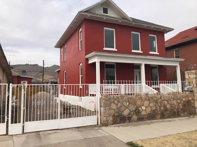 2309 Myrtle Avenue, El Paso, TX 79901 (MLS #815635) :: Preferred Closing Specialists